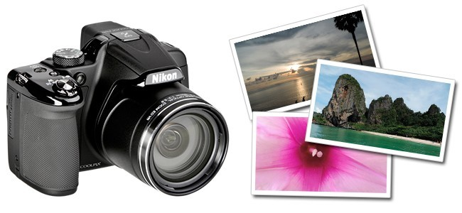 Ideas de regalo para San Valentín: Nikon COOLPIX P520 Negra