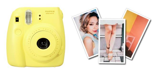Ideas de regalo para San Valentín: Fujifilm Instax Mini 8