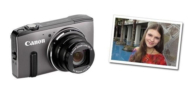 Ideas de regalo para San Valentín: Canon PowerShot SX270 HS Gris