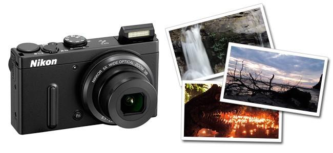 Ideas de regalo para San Valentín: Nikon COOLPIX P330 Negra