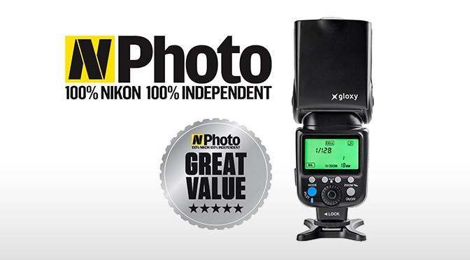 Flash Gloxy GX-F990, el mejor valorado por la revista NPhoto
