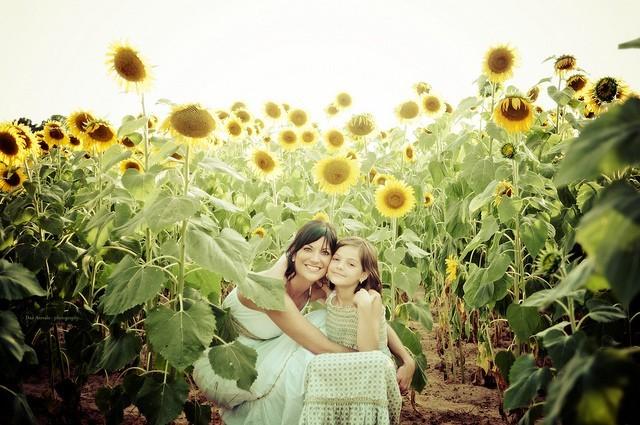 Photos fête des mères : famille et proches