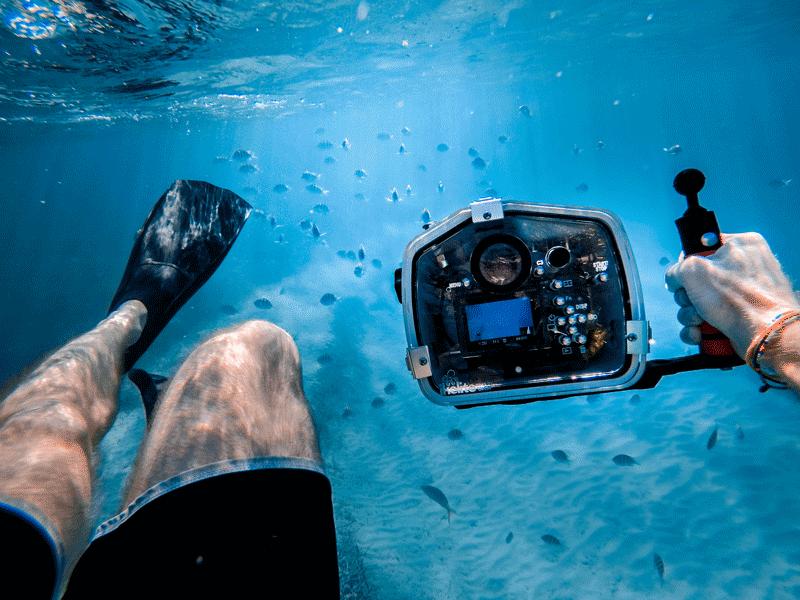 8 consejos para hacer mejores fotos bajo el agua foto24 for Imagenes de hoteles bajo el agua