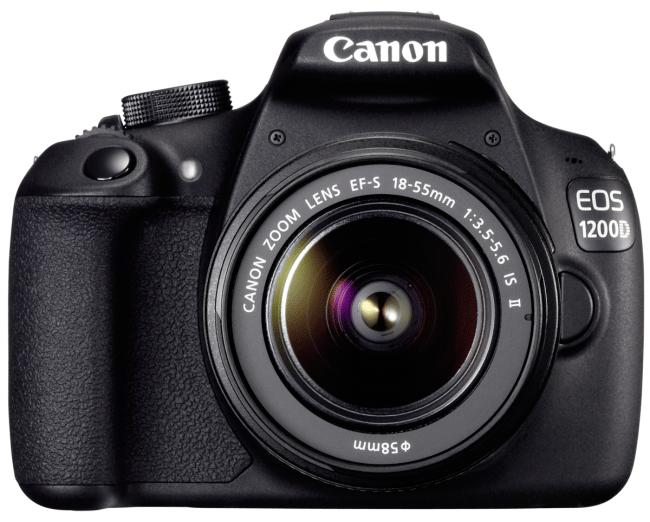 Análisis Canon EOS 1200D: más que una cámara para principiantes