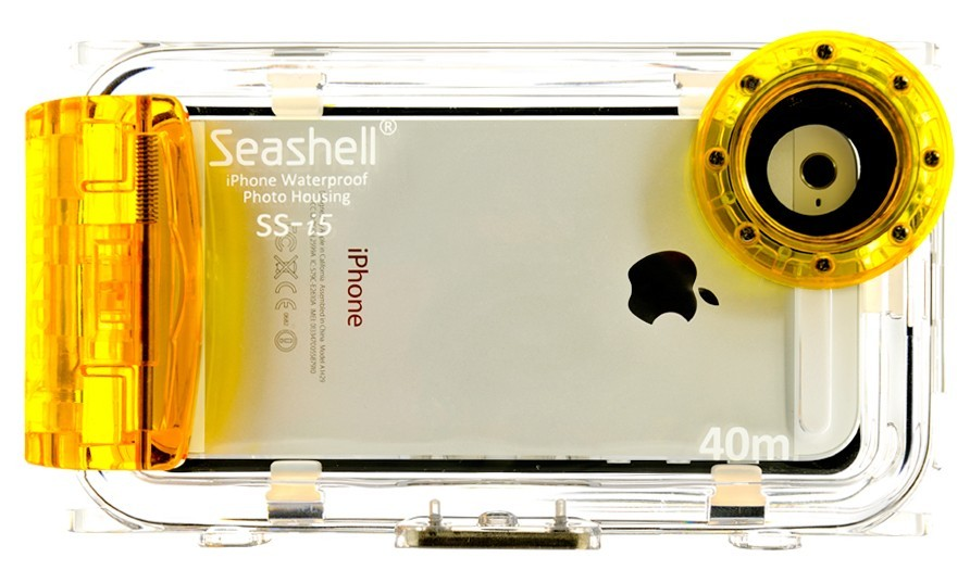 Sorteo de carcasas Seashell: ya sabemos los dos ganadores