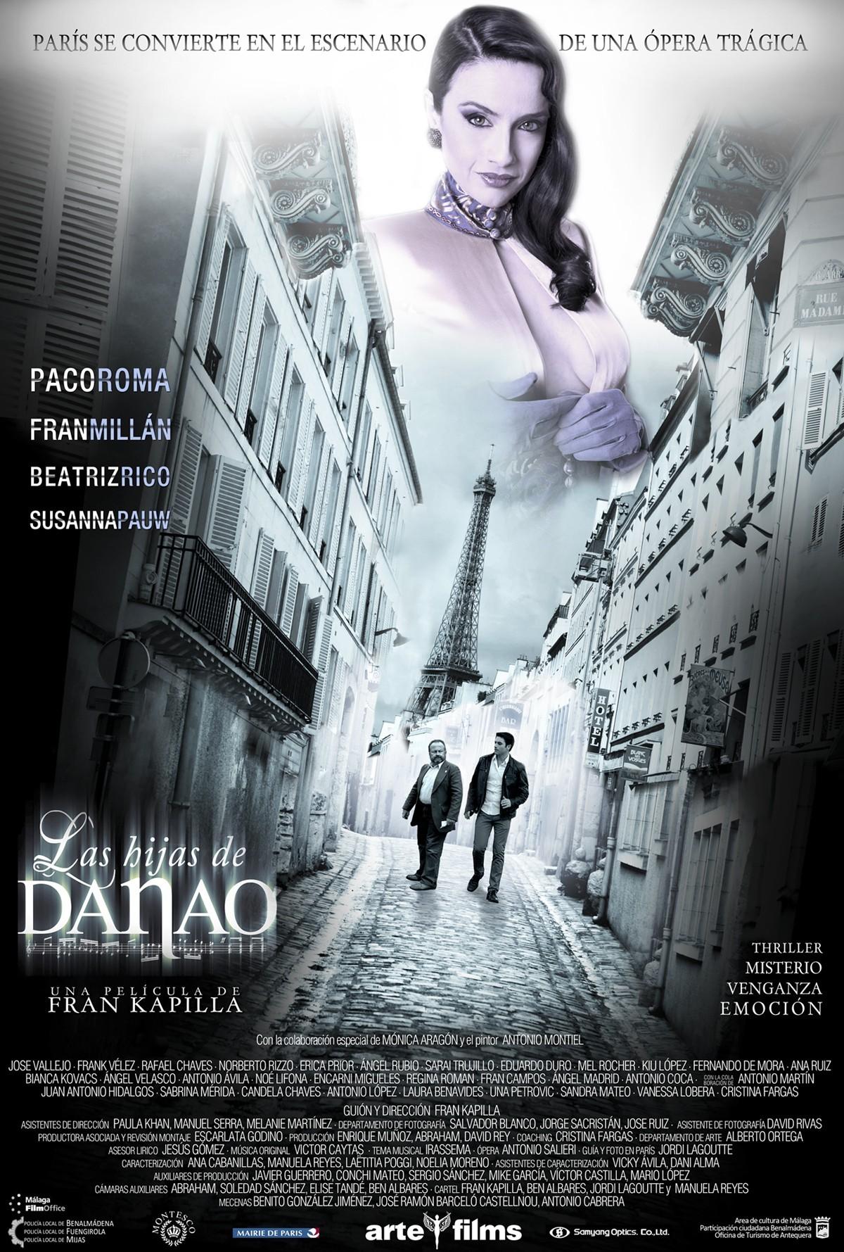 """""""Las hijas de Danao"""", un película rodada con objetivos Samyang"""