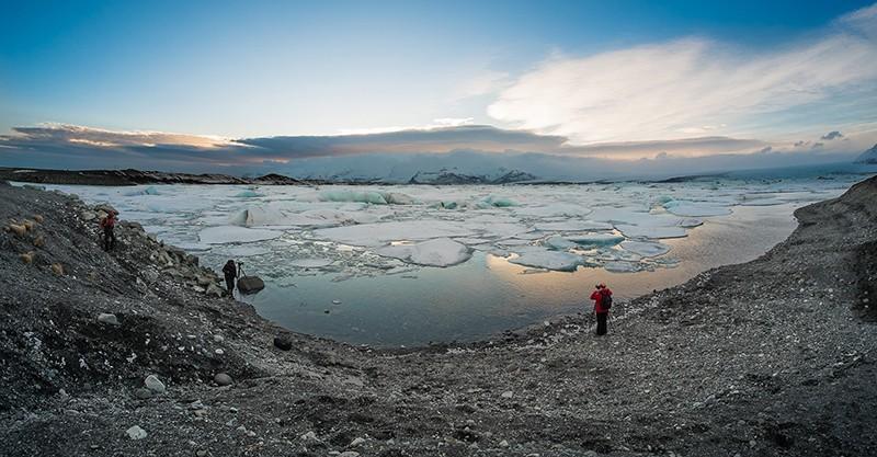 Samyang 8mm f/2.8 en Islandia: improvisando fotos diferentes
