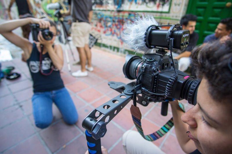 El Gloxy GX-M20 es perfecto para grabaciones en entornos en vivo