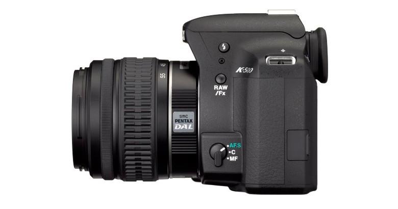 Análisis Pentax K-500: una gran opción para fotógrafos principiantes