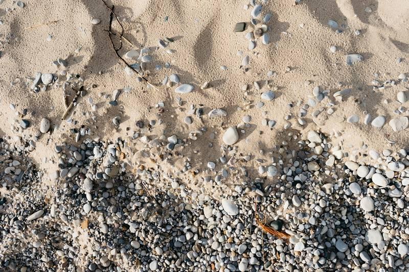 Fotografías en la playa vacaciones