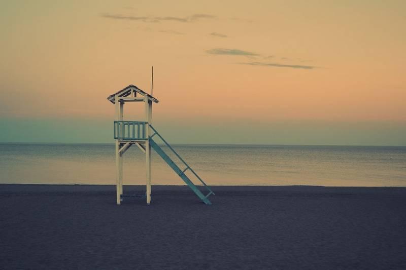Fotografías en la playa
