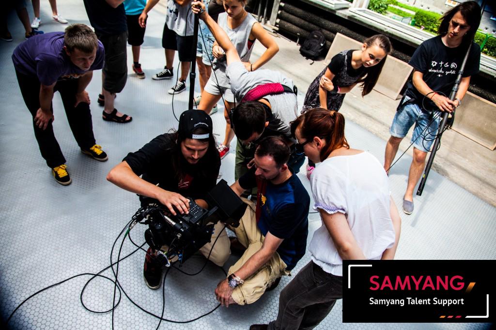 Samyang apoya el talento con Samyang Talent Support