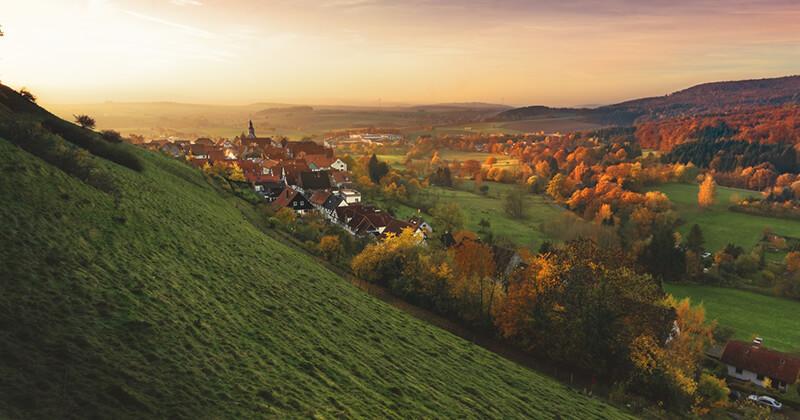 Fotografiar el otoño te dará instantáneas sorprendentes