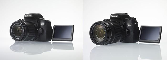 Nuevos modelos Canon