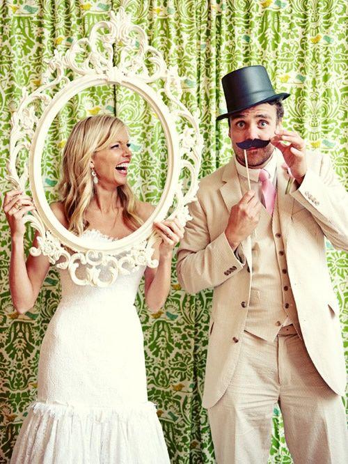 ideas para hacer fotos de bodas originales y creativas