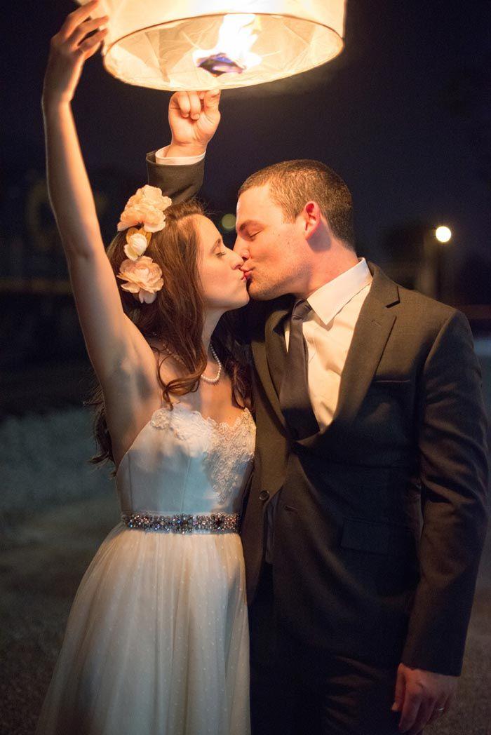 30 ideas para hacer fotos de bodas originales y creativas