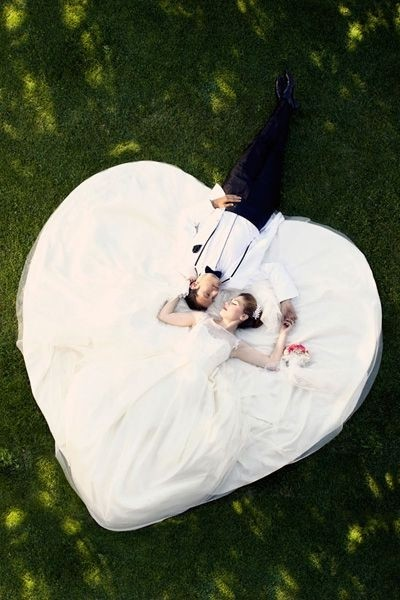 30 ideas para hacer fotos de bodas originales y creativas - Ideas de bodas originales ...