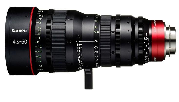 Accesorios para grabar vídeos con DSLR: lente Canon