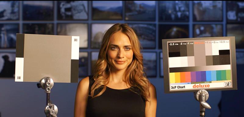 Accesorios para grabar vídeos con DSLR: cartas de ajuste