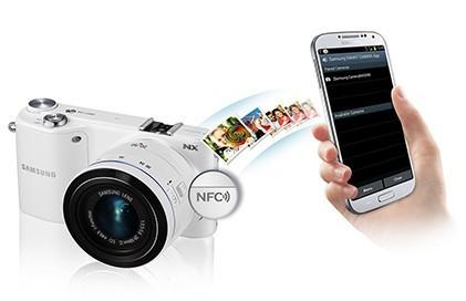 Conectividad de las cámaras compactas