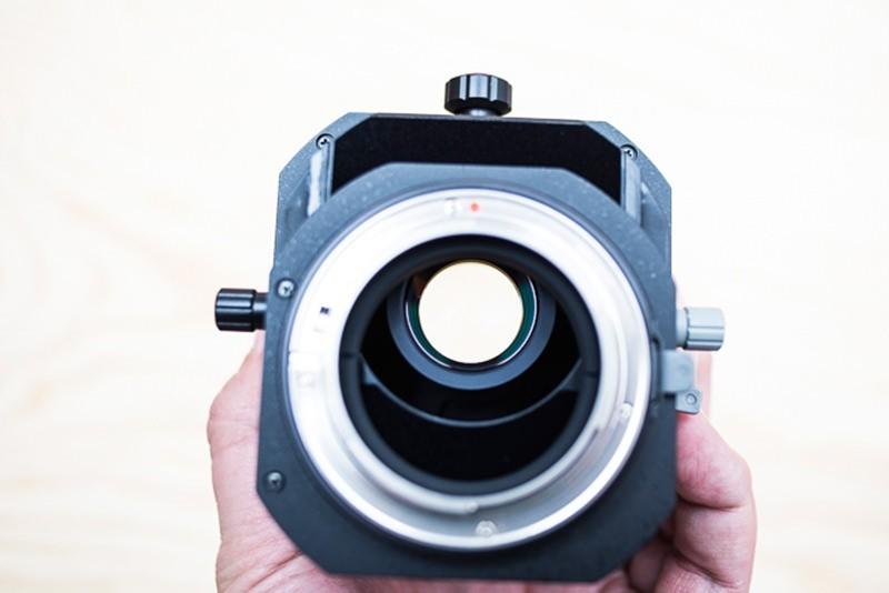 Objetivo Samyang 24mm Tilt Shift