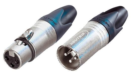 Accesorios para grabar vídeos: Conectores XLR para micrófonos