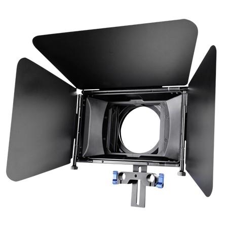 Accesorios para grabar vídeos con DSLR: parasol Walimex