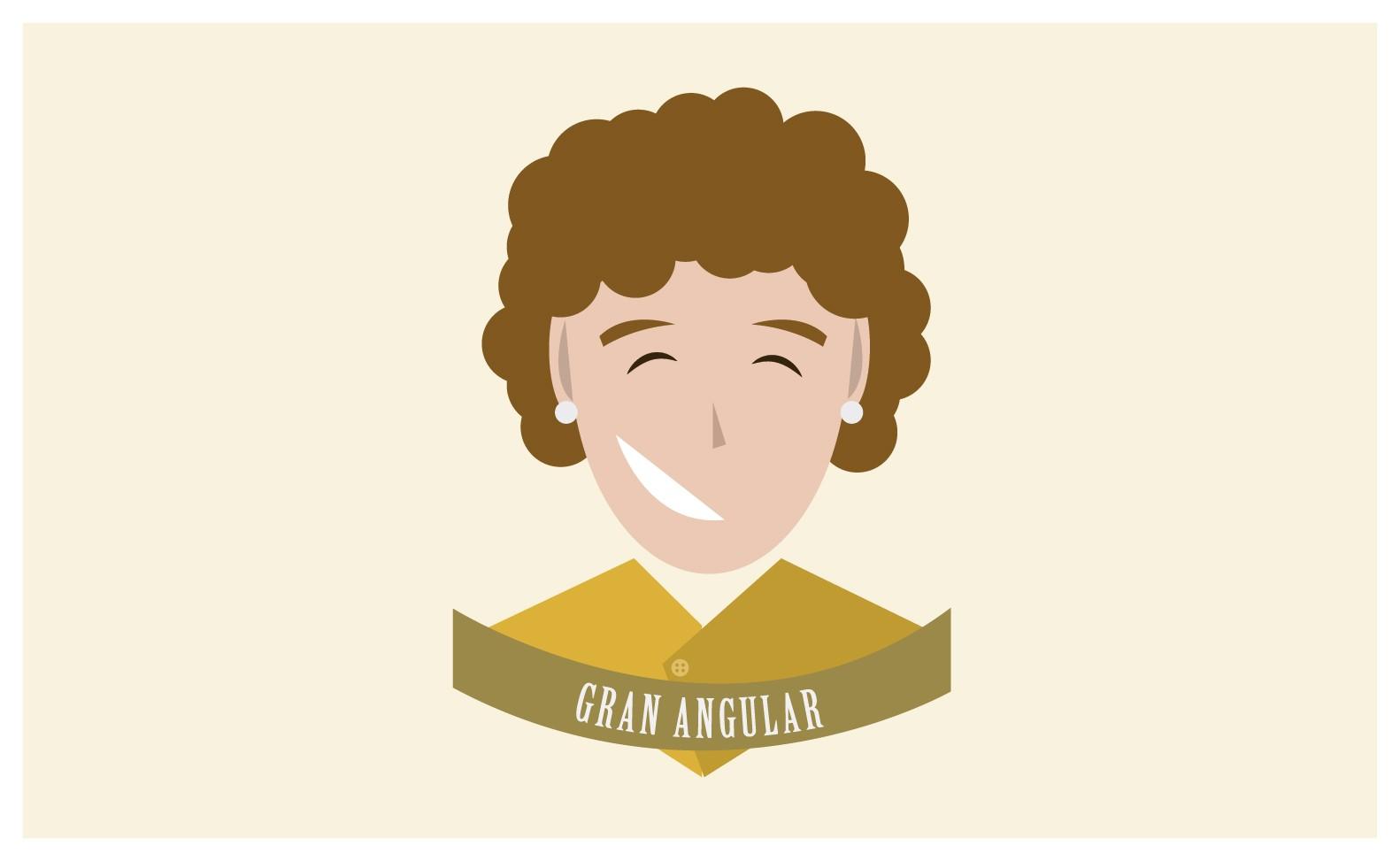 Objetivo Gran Angular