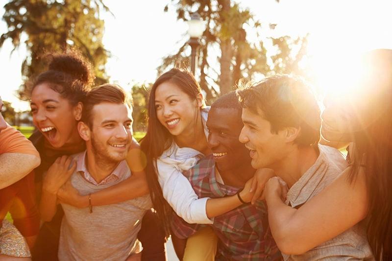 Hazle una foto a tus amigos cuando menos se lo esperen