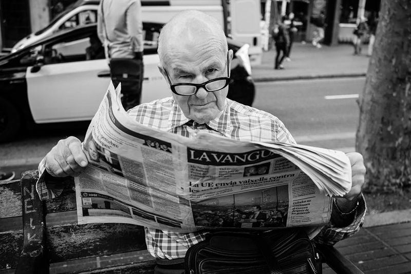 Distancia focal para street photography