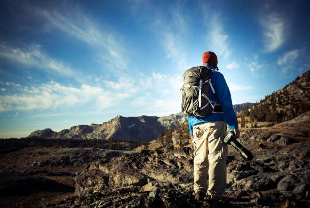 Fotografía de naturaleza: cómo conseguir un equipo ligero y versátil