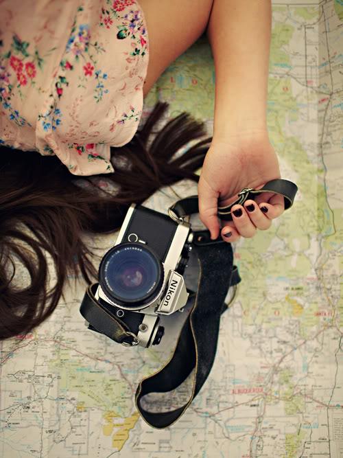 Revelar el lugar de vacaciones elegido enseñando su localización en el mapa