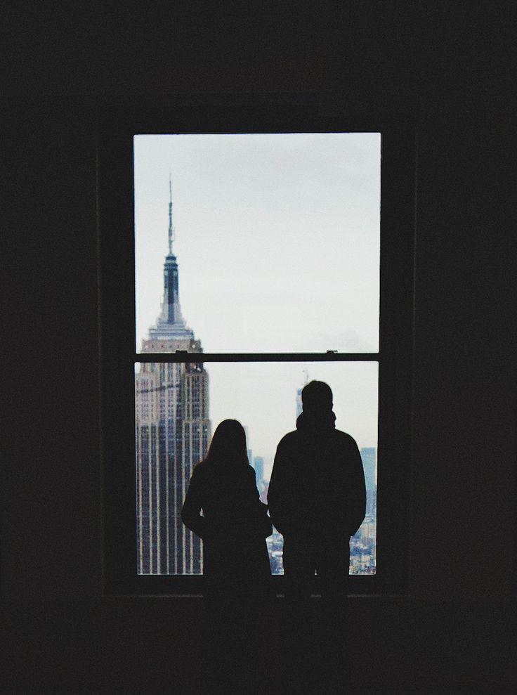 Capturar los edificios más famosos desde la ventana de tu hotel