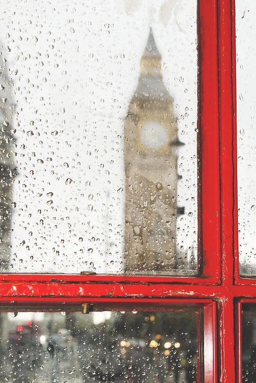 Utiliza la lluvia a tu favor para dar un toque creativo
