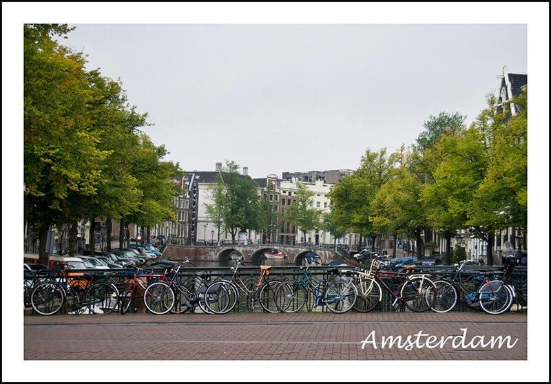 Cómo hacer fotos de viaje sin que parezcan una postal: postal de Ámsterdam