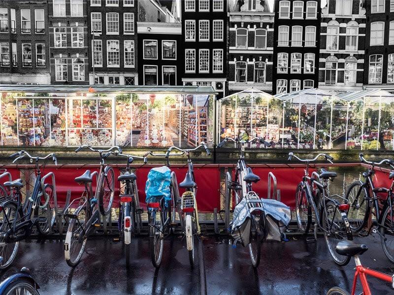 Cómo hacer fotos de viaje sin que parezcan una postal: Ámsterdam