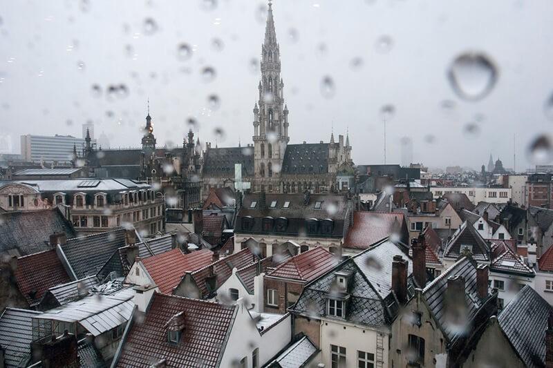Cómo hacer fotos de viaje sin que parezcan una postal: Bruselas