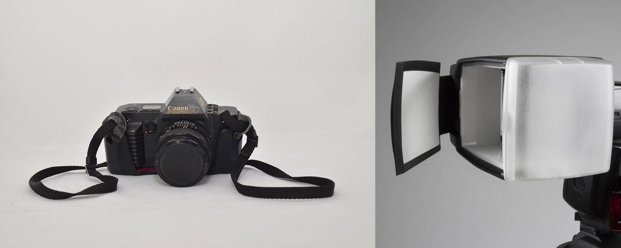 Fotografía de productos con BounceLite
