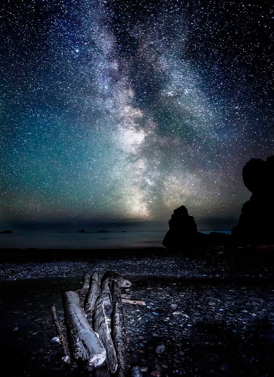 Ruby Beach and Beyond, de Dave Morrow