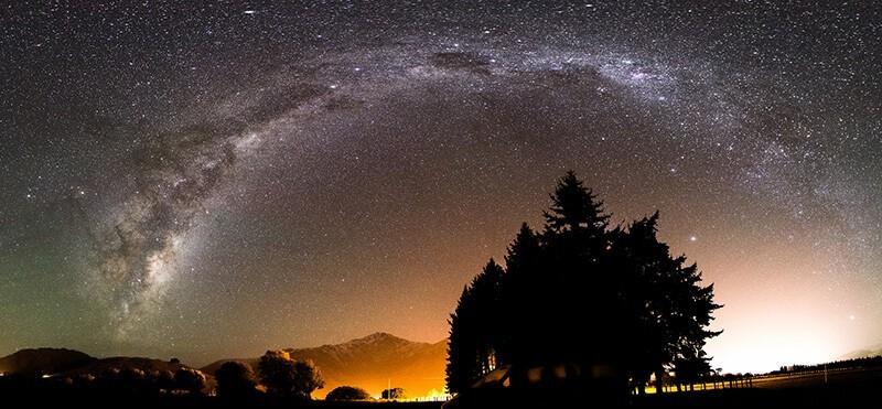 Filtros para fotografía nocturna: Consigue cielos más definidos
