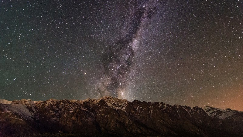 30 increíbles fotos de estrellas en el cielo para inspirarte: Star, de Tom Hall
