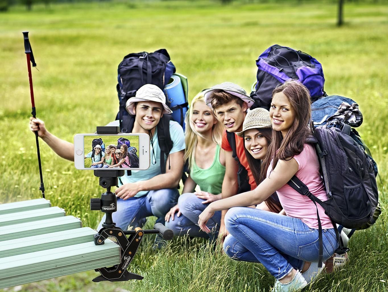 Clampod Takeway T2, el soporte esencial para el fotógrafo móvil