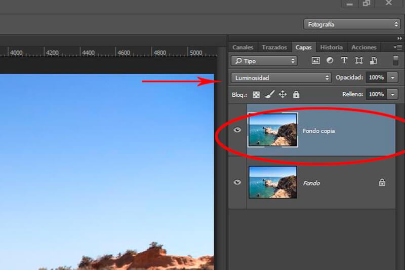 8 retoques con Photoshop para mejorar tus fotos veraniegas: máscara de enfoque general