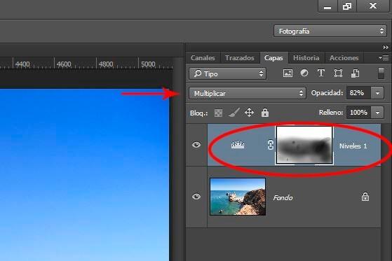 8 retoques con Photoshop para mejorar tus fotos veraniegas: toque dramático