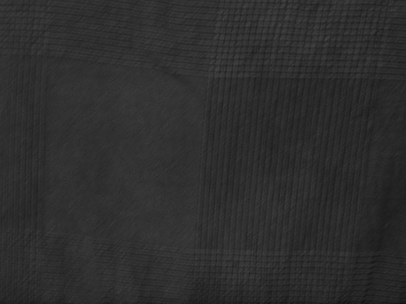 Qué es el exposímetro de la cámara y cómo funciona: tela negra sobreexpuesta