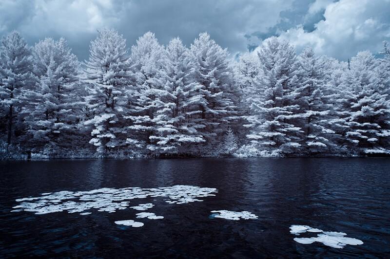 Fotografía infrarroja - Jon