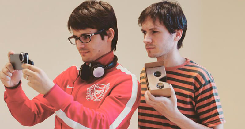 Jorge Leria y William Viana, creadores de SHOT