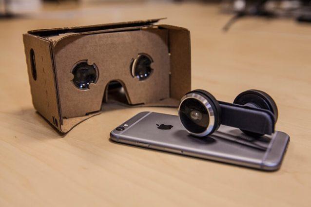 SHOT convierte tu iPhone 6 en una cámara de realidad virtual
