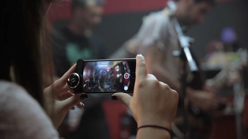 Fotos y vídeos de realidad virtual con SHOT