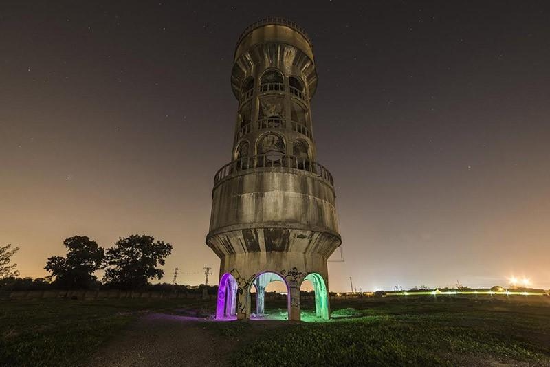 Regalos para el fotógrafo nocturno: Fotografía nocturna José Luis Valdivia